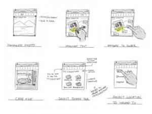 Story Board Sample 3