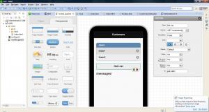Zend iPhone Designer Screenshoot